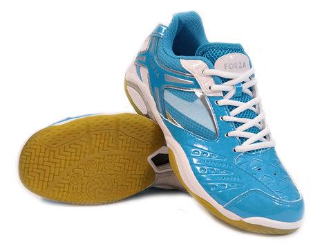 Modré pánské sálová obuvi Lingus V4, FZ Forza