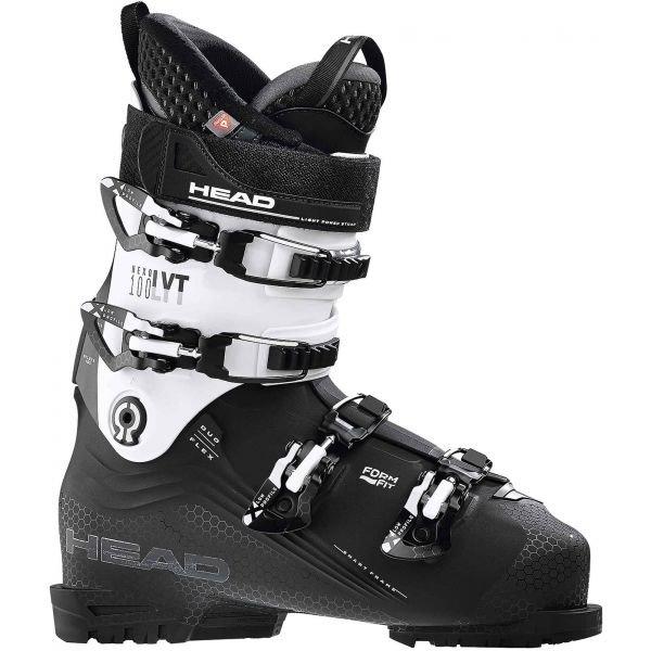 Černé pánské lyžařské boty Head - velikost vnitřní stélky 30 cm