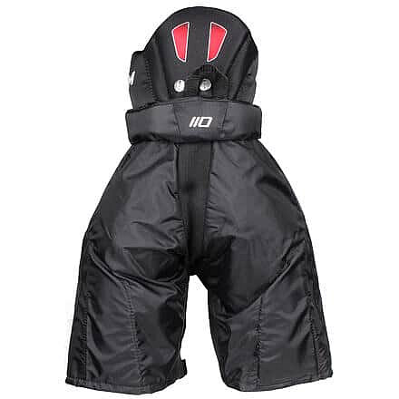 Černé hokejové kalhoty - junior CCM - velikost XL