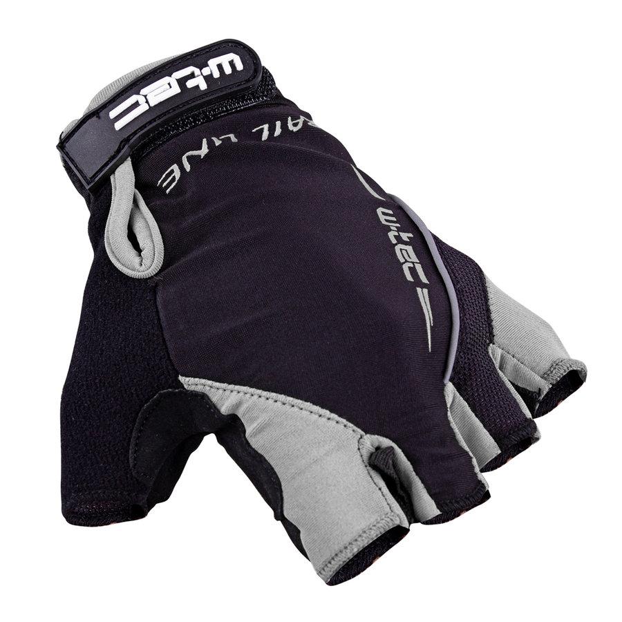 Pánské cyklistické rukavice Kauzality AMC-1043-18, W-TEC