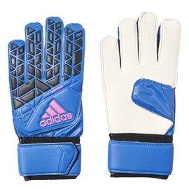Modré brankářské fotbalové rukavice ACE REPLIQUE, Adidas