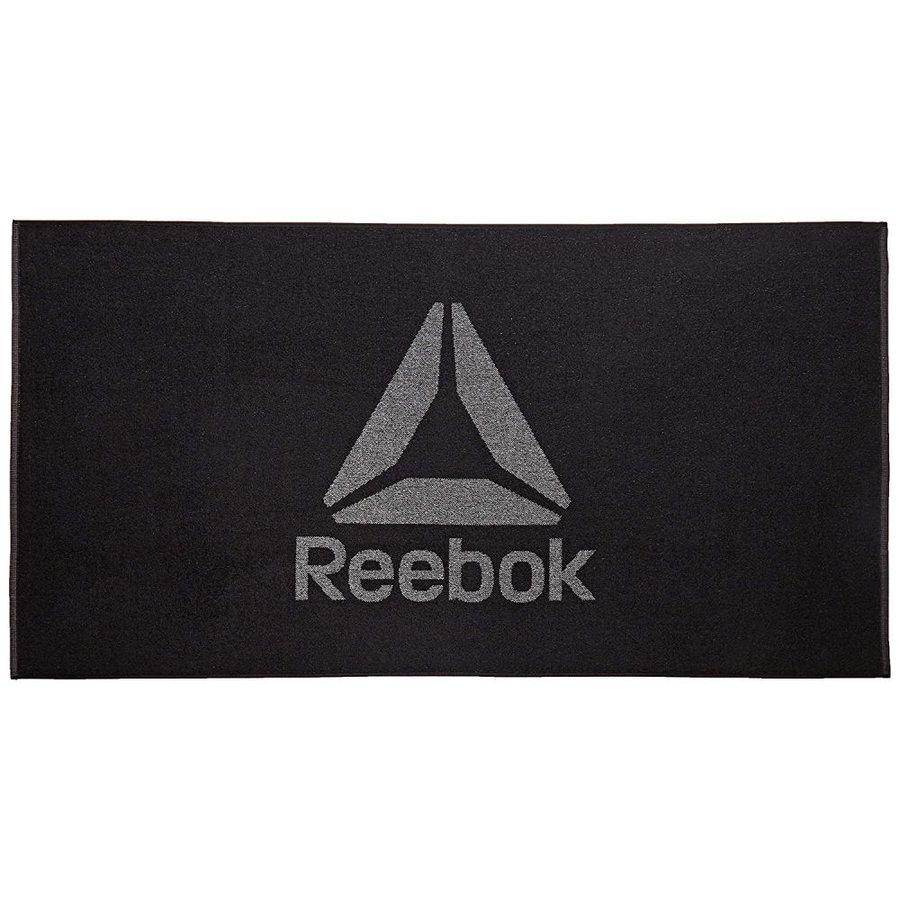 Ručník - Reebok ručník - logo - černá