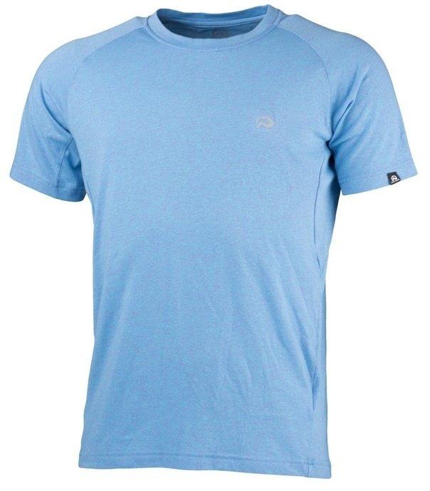 Modré pánské tričko s krátkým rukávem NorthFinder