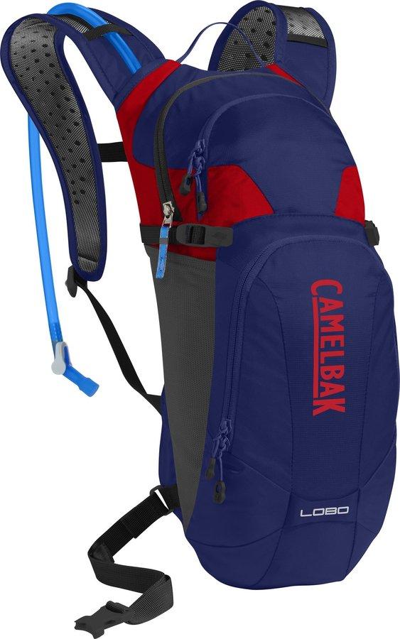 Batoh - Camelbak Lobo Pitch Blue/Racing Red
