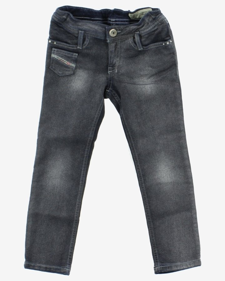 Modré dívčí džíny Diesel - velikost 110