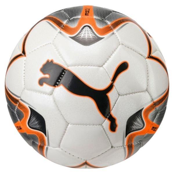 Bílo-černý fotbalový míč Puma