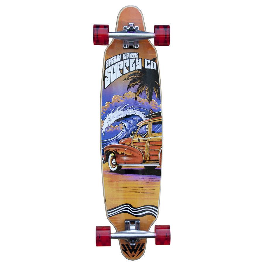 "Longboard - Longboard Shaun White Patrol 36"""