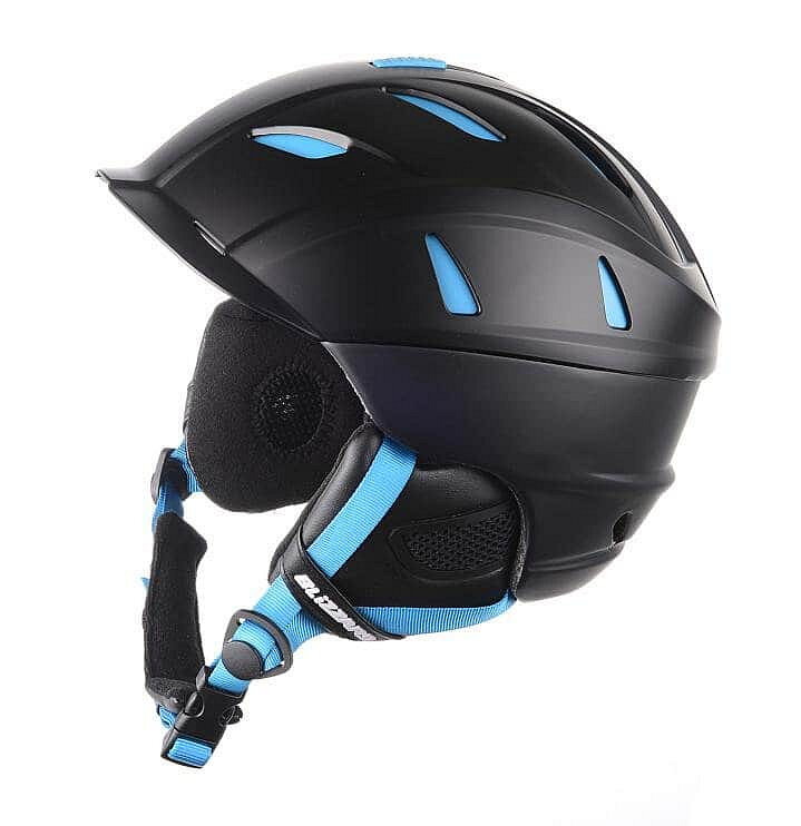 Černo-modrá lyžařská helma Blizzard - velikost 58-61 cm