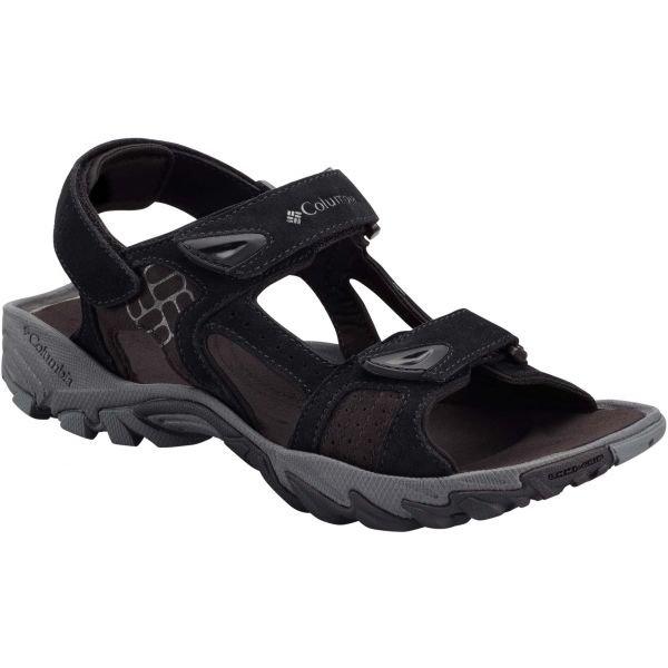 Černé pánské sandály Columbia