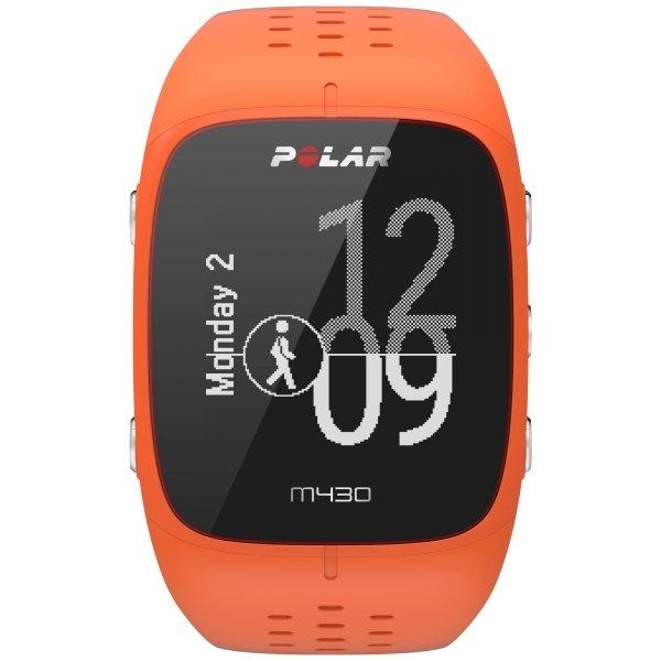 Oranžový sporttester M430, Polar