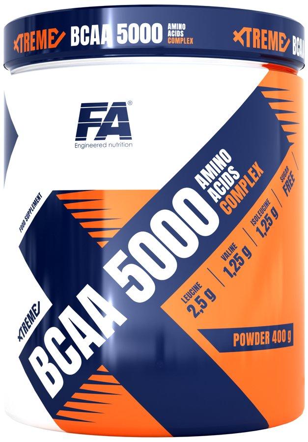 "BCAA Fitness Authority ""pomeranč"" - 400 g"