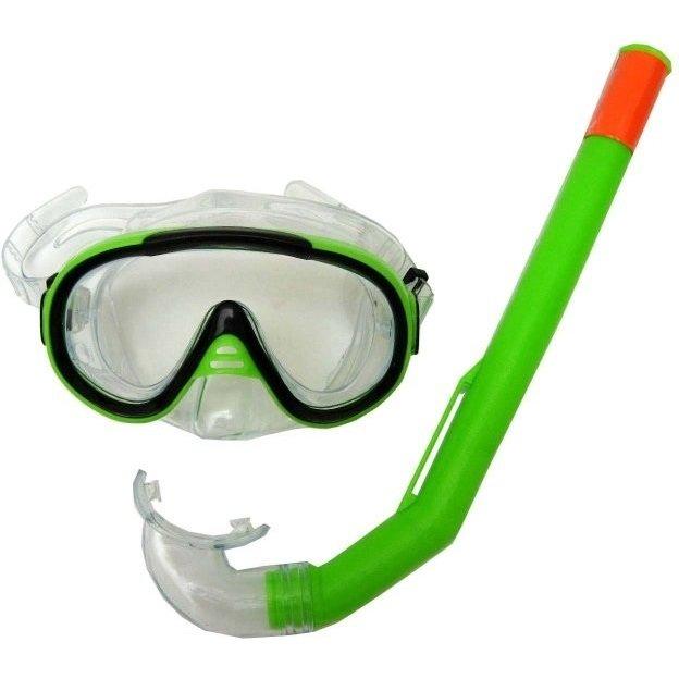 Potápěčská sada - Sada brýle Francis Cristal Junior + šnorchl Junior