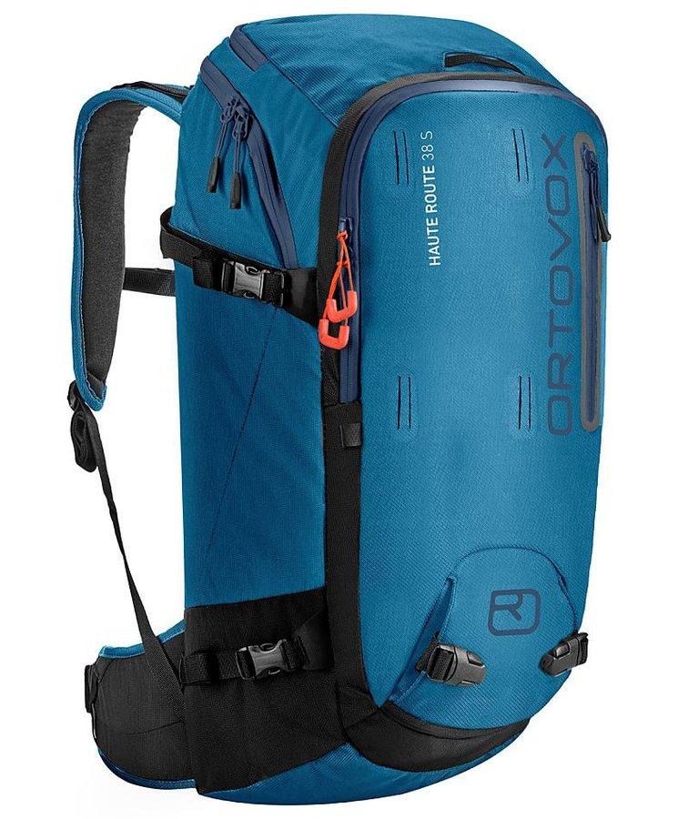 Modrý skialpový batoh Ortovox - objem 38 l