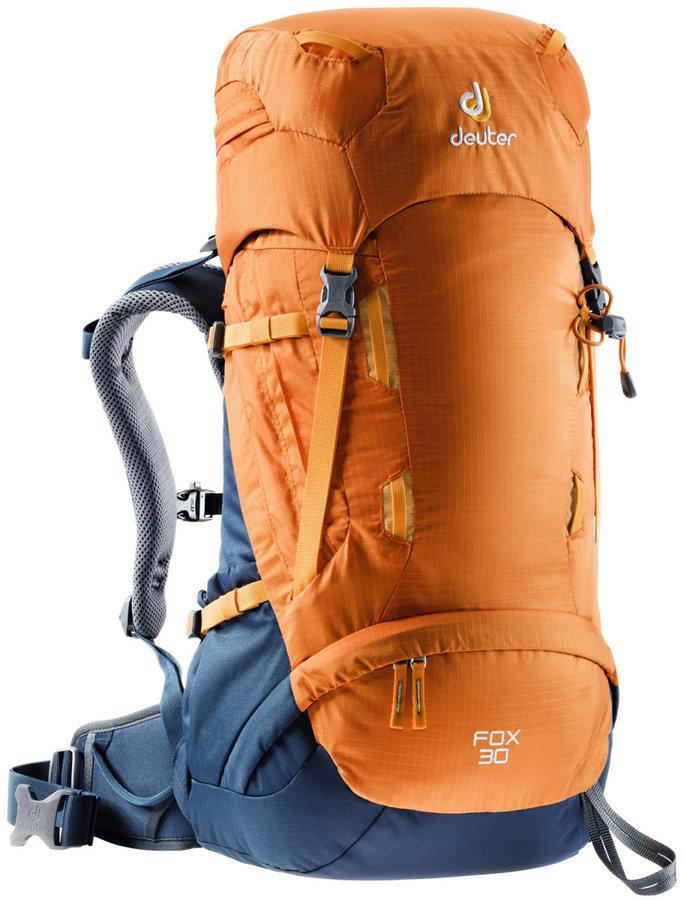 Batoh - Juniorský batoh Deuter Fox 30 Barva: oranžová
