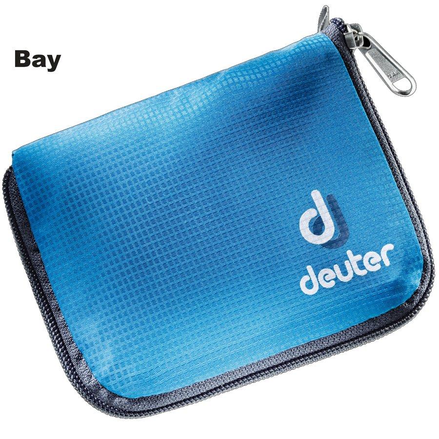 Peněženka - Deuter Sportovní peněženka Zip Wallet 2016 modrá