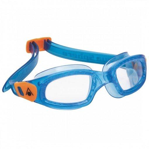 Modré dětské chlapecké nebo dívčí plavecké brýle KAMELEON KID, Aqua Sphere