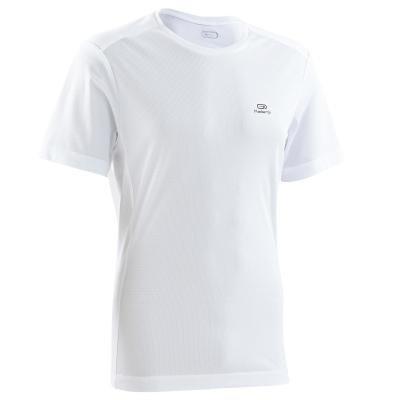 Bílé pánské běžecké tričko Kalenji