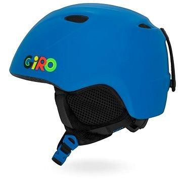 Modrá dětská lyžařská helma Giro