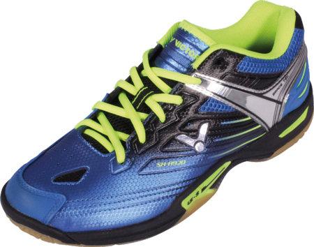 Modrá pánská sálová obuv SH-A920, Victor