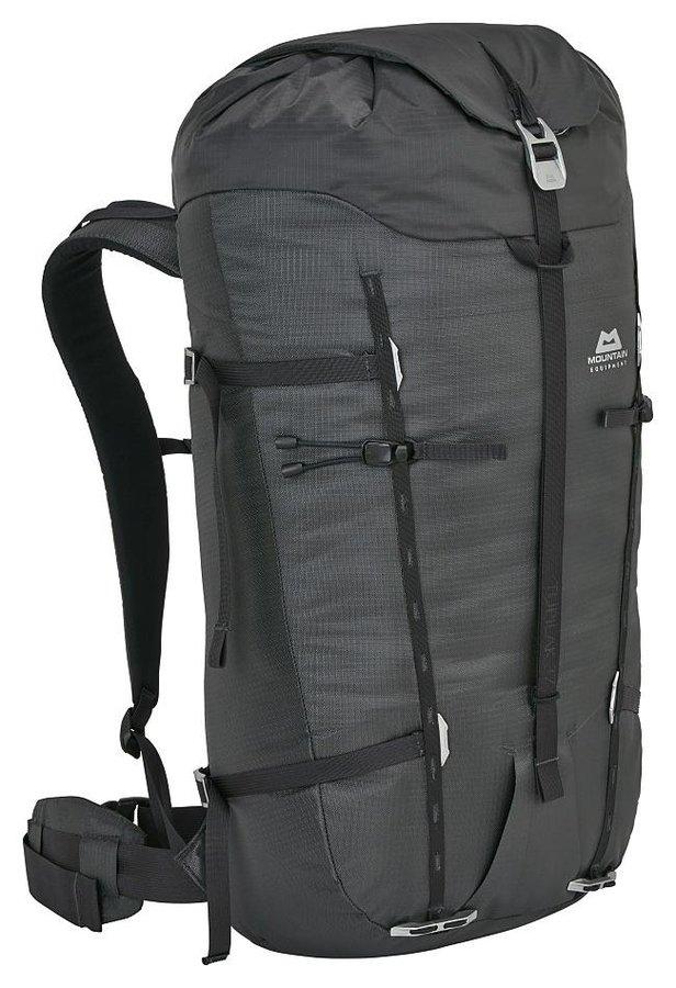Šedý horolezecký batoh Mountain Equipment - objem 37 l