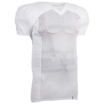 Bílý dres na americký fotbal Af550, Kipsta