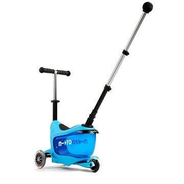 Modré dětské odrážedlo Micro