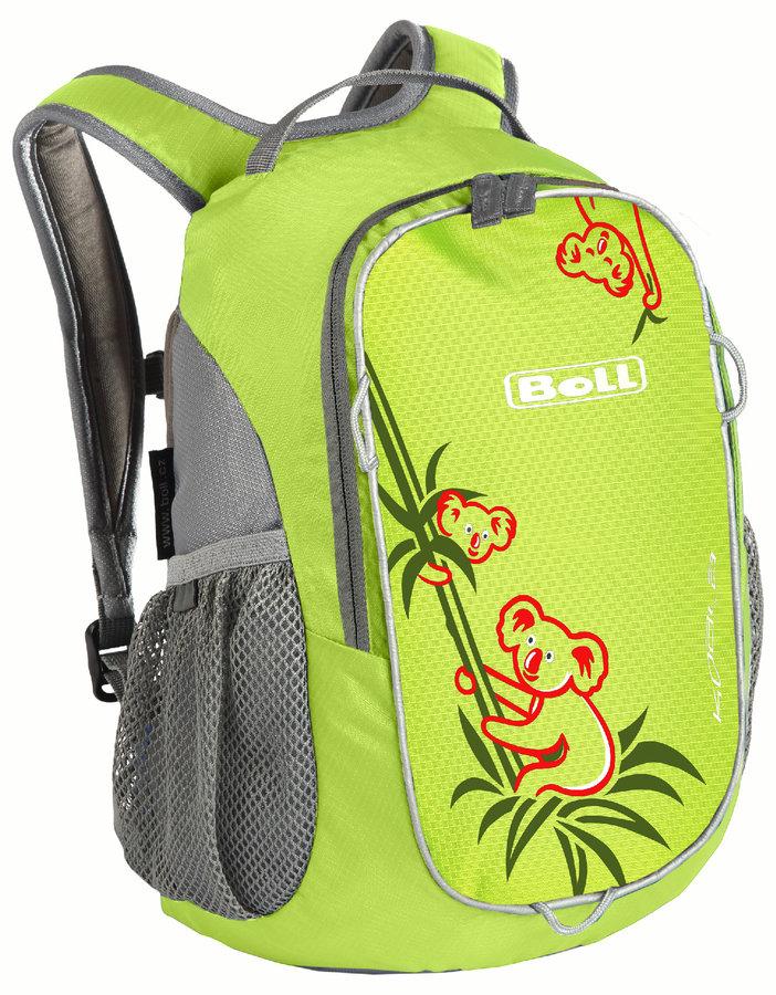 Zelený batoh Boll - objem 10 l