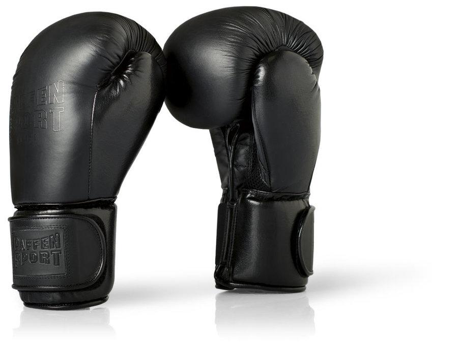 Černé boxerské rukavice Paffen Sport - velikost 14 oz
