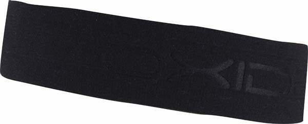 Černá běžecká čelenka Oxide - univerzální velikost