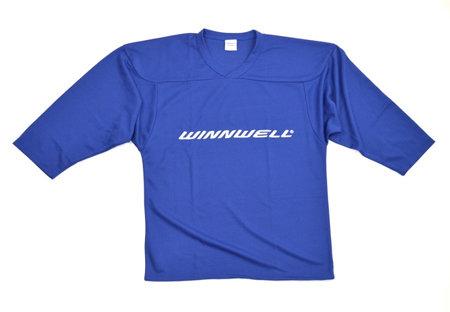 Zelený hokejový dres Winnwell - velikost S-M