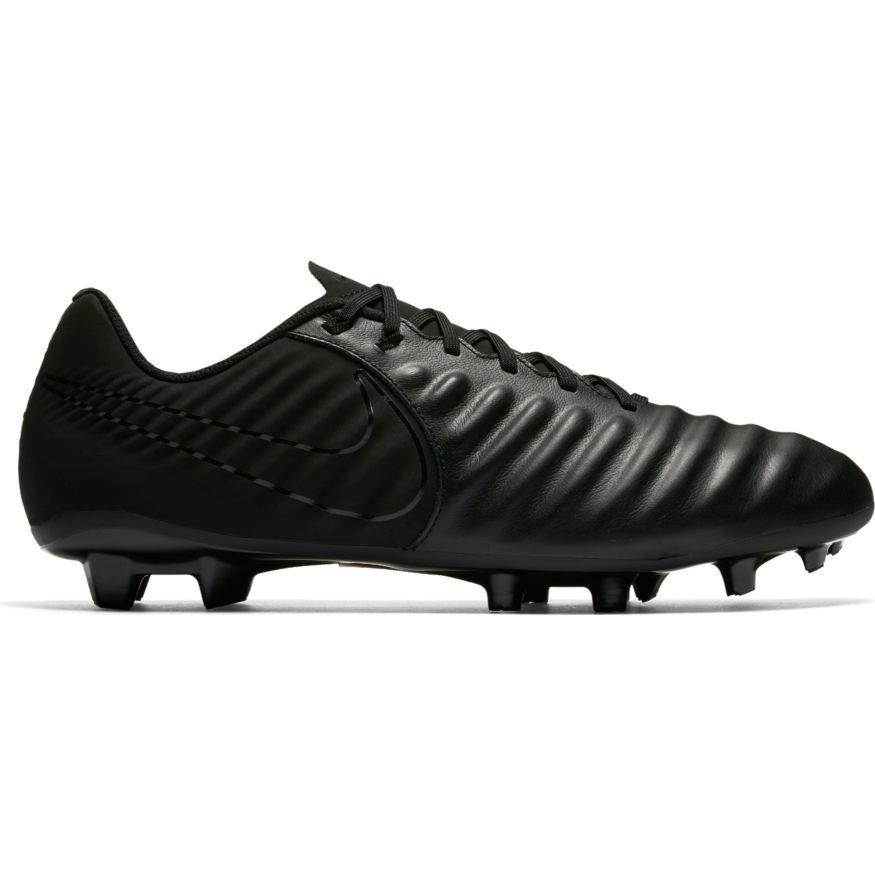 Černé kopačky lisovky Tiempo Ligera IV FG, Nike - velikost 42 EU