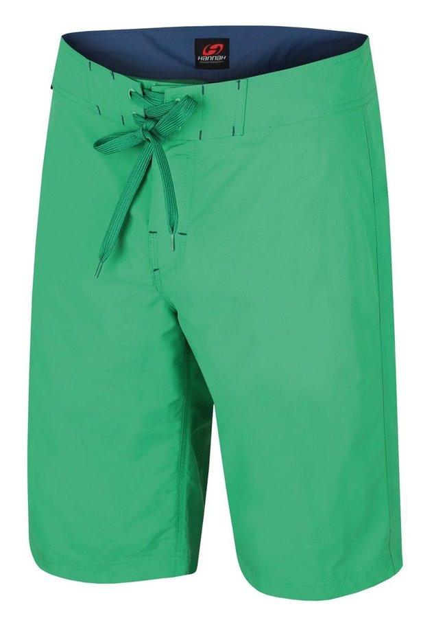 Zelené pánské kraťasy Hannah