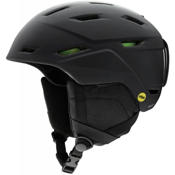 Černá pánská lyžařská helma Smith - velikost 63-67 cm