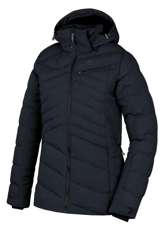 Černá dámská lyžařská bunda Hannah - velikost 44