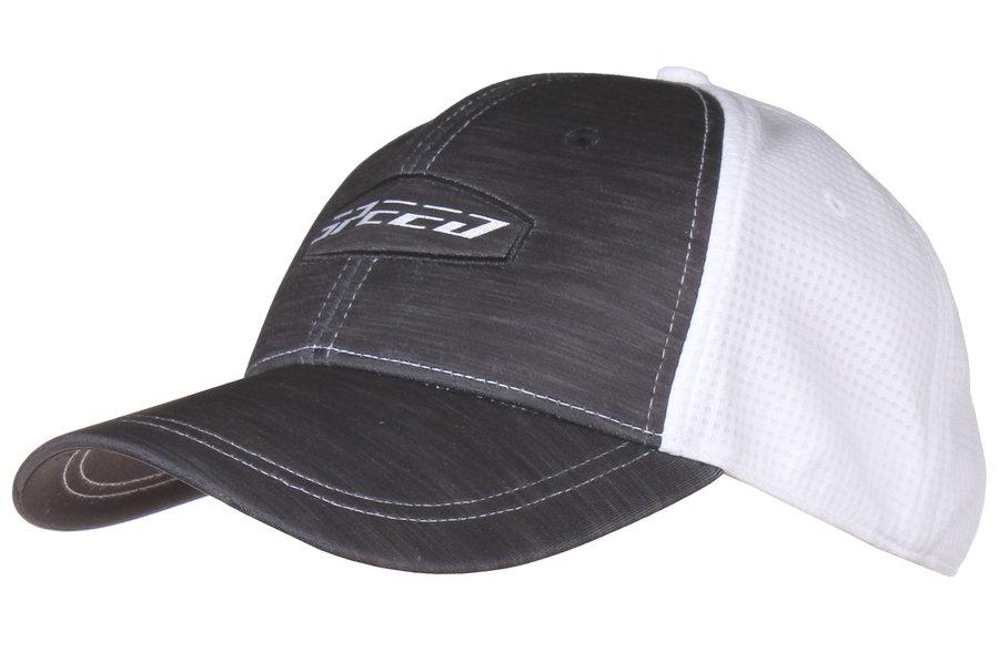 Bílo-šedá tenisová kšiltovka Head
