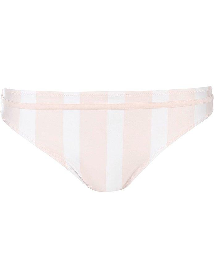 Bílé dámské plavky - spodní díl SoulCal - velikost M