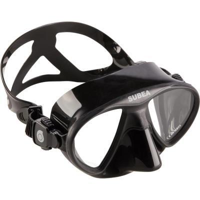 Potápěčská maska - Subea Potápěčská Maska Spf500 Černá