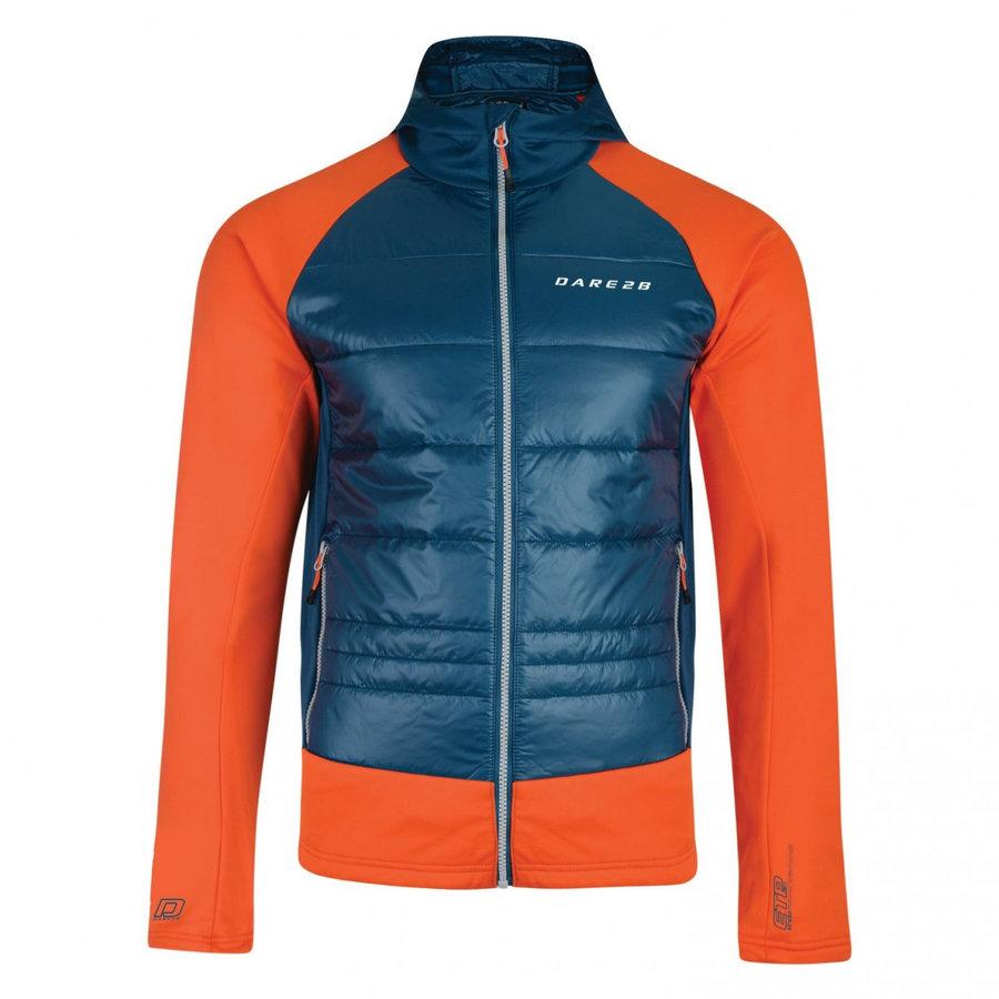 Modro-oranžová pánská bunda Dare 2b - velikost XXL