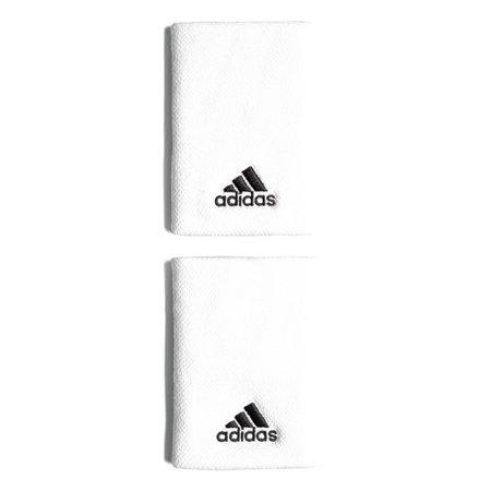 Bílé tenisové potítko Adidas - 2 ks