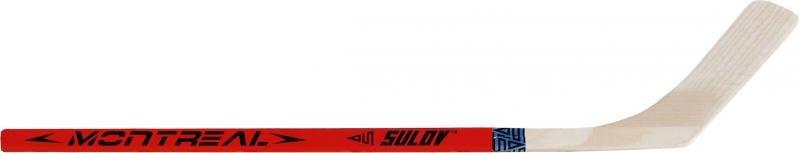 Hokejka - Hokejka SULOV MONTREAL, 80cm, rovná
