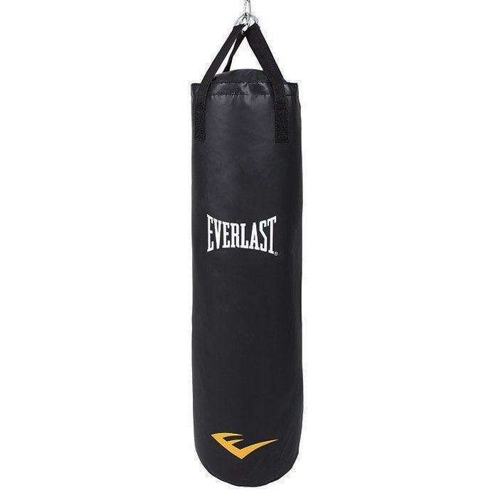 Černý boxovací pytel Everlast - 36 kg