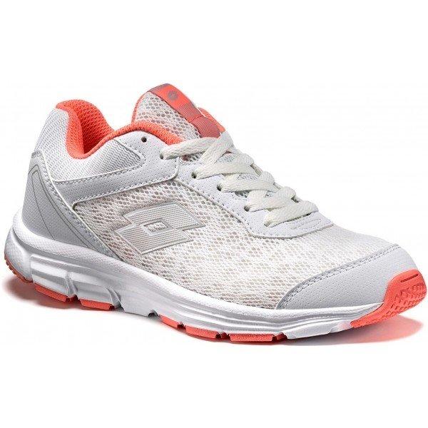 Bílé dámské běžecké boty Lotto