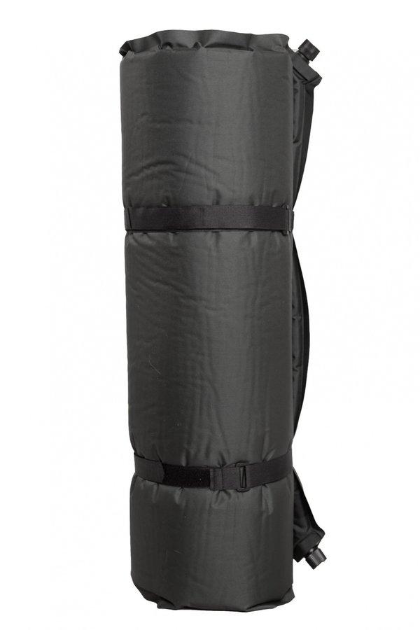 Černá samonafukovací karimatka Husky - tloušťka 10 cm