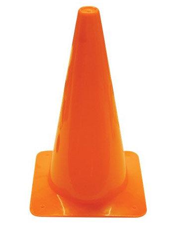 Oranžový tréninkový kužel Blue Sports - 1 ks