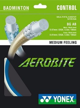 Badmintonový výplet Aerobite, Yonex - průměr 0,61 mm