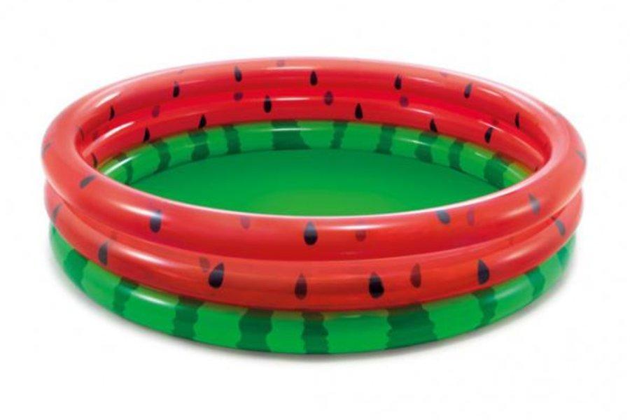 Nafukovací nadzemní kruhový bazén INTEX - průměr 168 cm a výška 38 cm