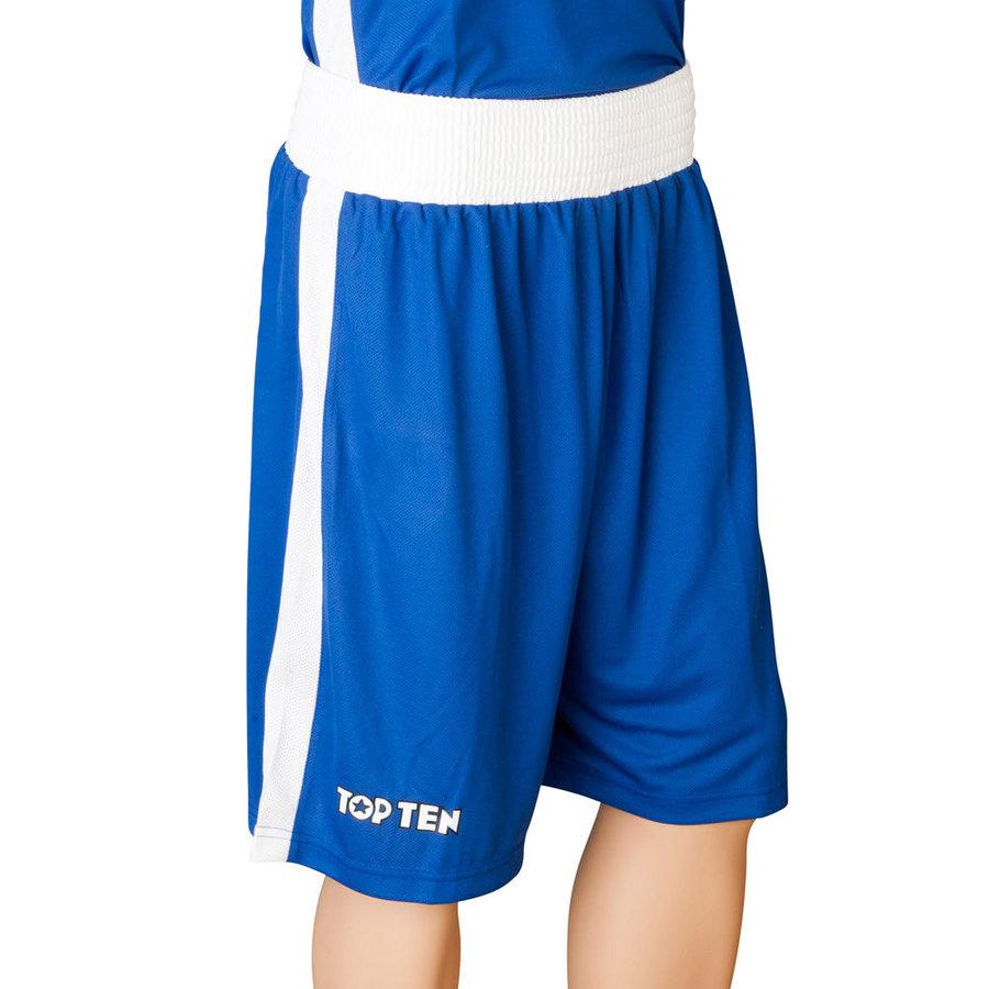 Modré unisex boxerské trenky Top Ten