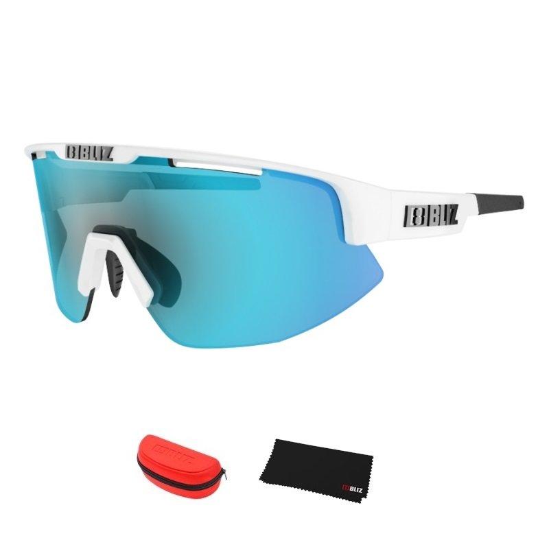 Sluneční brýle - Sportovní sluneční brýle Bliz Matrix White
