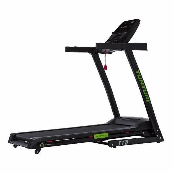 Běžecký pás T10 Competence, Tunturi - nosnost 110 kg