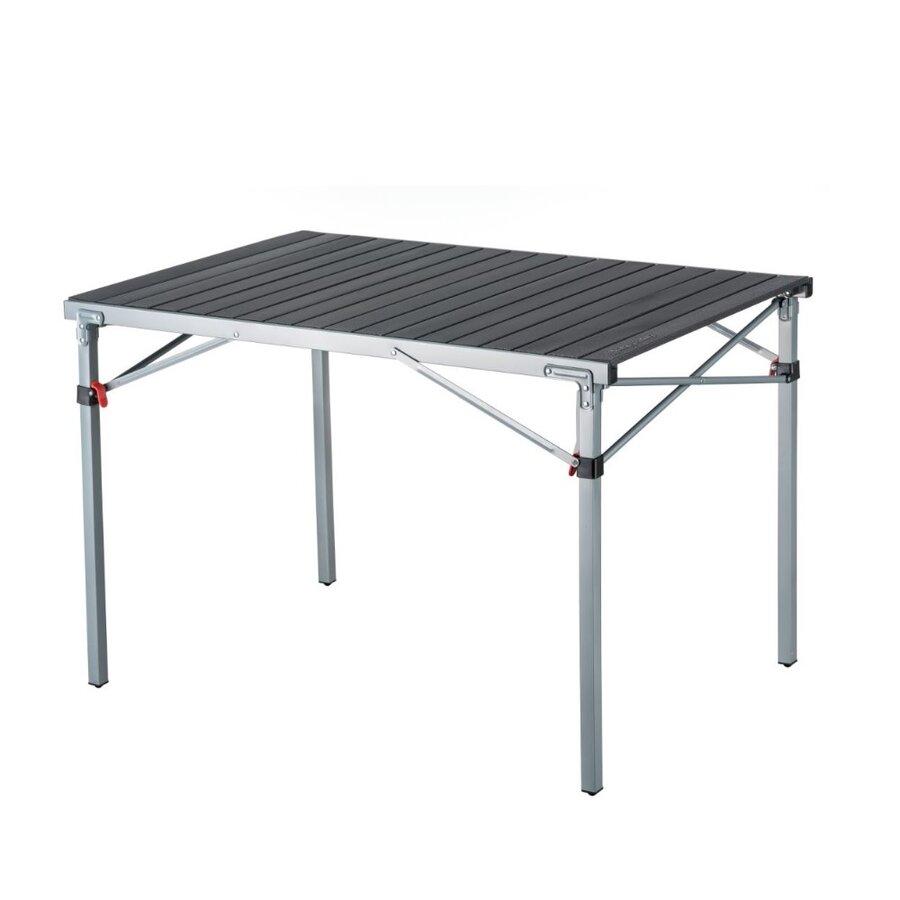 Rozkládací kempingový stůl King Camp - délka 107 cm, šířka 70 cm a výška 70 cm